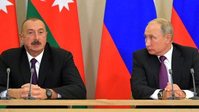Aliyev'den Putin'e: Türkiye olmazsa o kağıt parçası çöptür