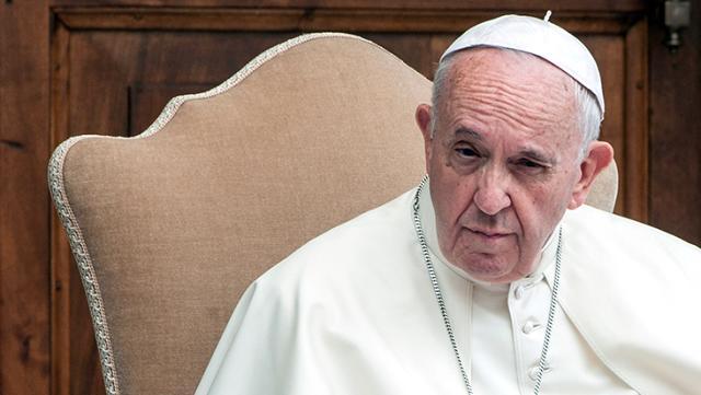 Papa, Uygur Türklerini 'zulüm altındaki' halklar arasında saydı