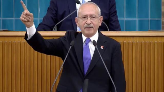 Kılıçdaroğlu'ndan hakkındaki dokunulmazlık açıklamalarına sert yanıt