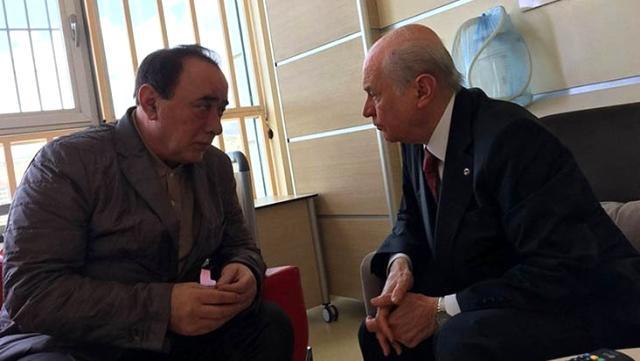 Kemal Kılıçdaroğlu-Alaattin Çakıcı gerginliğine Bahçeli de dahil oldu