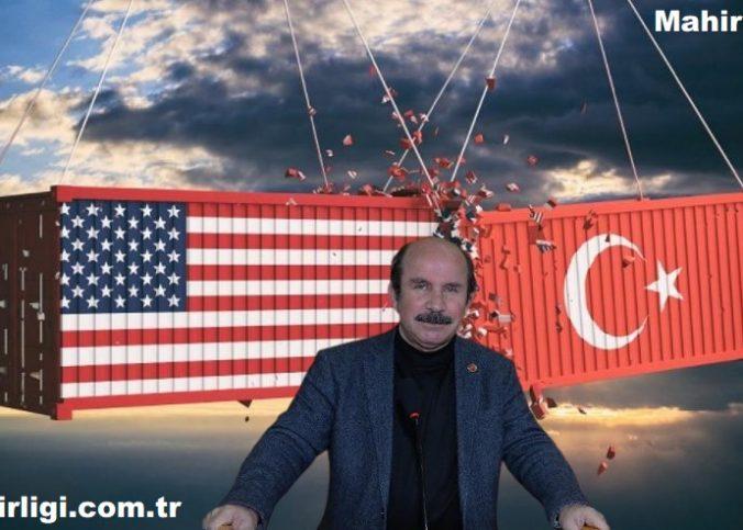 Büyükşehir meclisi üyesi Mahir ÖZEL; Kudüs'e yapılan ve dünya da büyük tepkiler toplayan ABD yaptırım ve kararlarını, Ankara Büyükşehir meclisinin ilk oturumunda gündem dışı söz alarak şiddetle eleştirdi