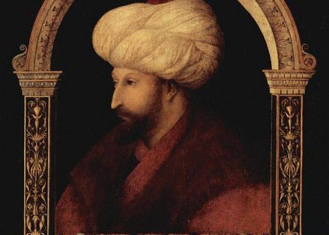 Fatih Sultan Mehmet'in topladığı Yunan-Roma heykel koleksiyonu ve İtalya'dan getirtilen ustaların yaptığı portreler Topkapı Sarayı'nda bırakılmadı