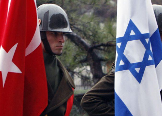 İSRAİL GAZETESİNDE ÇIKAN YAZI : TÜRKİYE'Yİ HEDEF ALDI