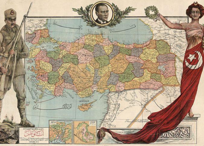1923-1945 yılları arasında Türkiye Cumhuriyetinde Muhalefet Harekâtı