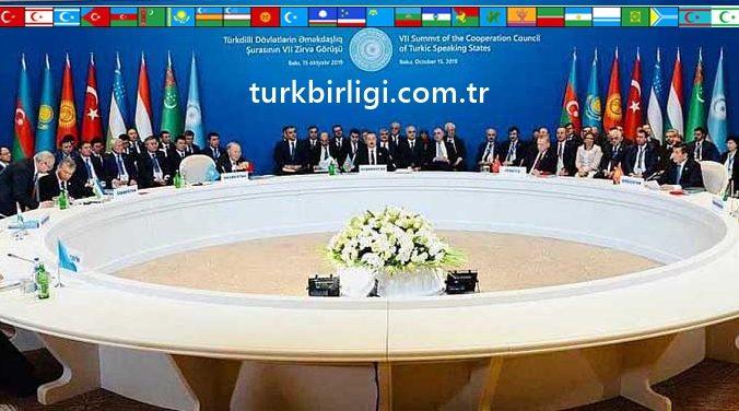 Türk Konseyi artık Uluslararası bir Örgüt hüvviyeti kazanacak Türk Konseyi 2040 Vizyonu